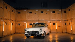 Connect & Cruise Crate Powertrain Systems: 1955 Bel Air E-ROD