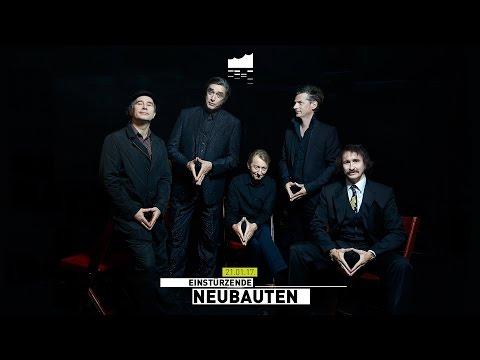 Elbphilharmonie LIVE | Einstürzende Neubauten