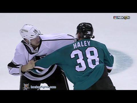Micheal Haley vs. Kyle Clifford