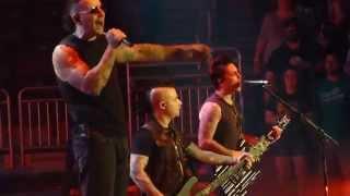 """Second Heartbeat"" Avenged Sevenfold@Giant Center Hershey, PA 5/8/14"