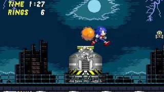all secret levels on sonic 2 with boss fights