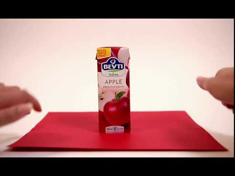 Beyti Tropicana Apple Juice (GdedXGded)
