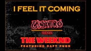 The Weeknd  I Feel It Coming EL3KTRO Remix Ft Daft Punk Read Description