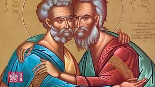 Le reliquie di San Pietro dono per l'unità della Chiesa 2019-09-13