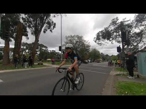 1 in 20 Hill climb ITT by Blackburn Cycling Club in VR - Use 3D glasses