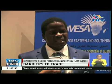 COMESA members meet in Nairobi to discuss elimination of non-tariff barriers