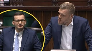 Zandberg bezlitośnie punktuje Morawieckiego