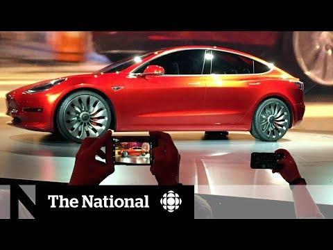 Tesla stops Model 3 production temporarily amid financial concerns