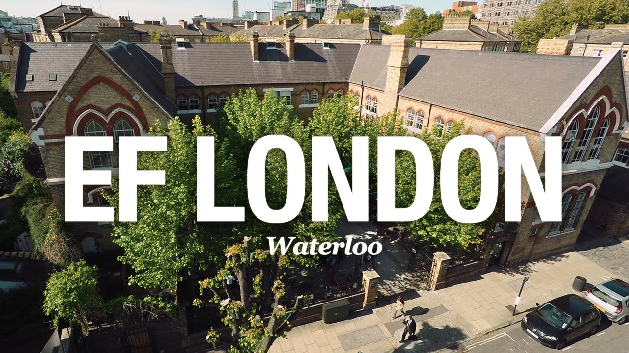 EF London Waterloo – Campus Tour