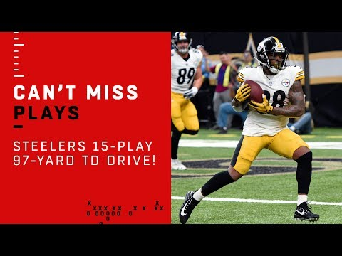 6e4cd2f7abe Google News - JuJu Smith Schuster announces he's playing vs Saints ...