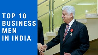 Top ten businessman in india। Indian Businessman । Successful businessman । Hindi। 2019