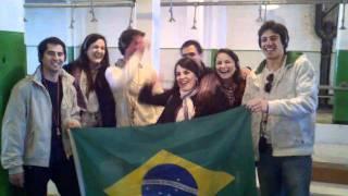 Alcatraz audio in Portugese