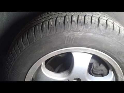 Volvo v70 wheel bearing noise