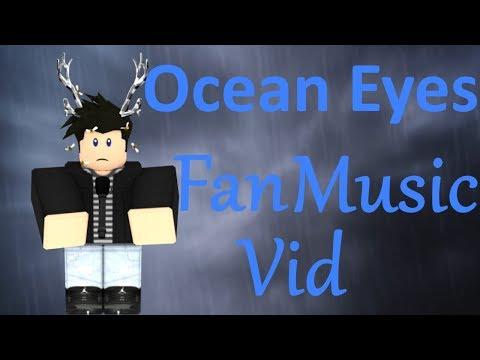Ocean Eyes | FAN MUSIC VIDEO