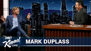 Mark Duplass on The Morning Show, Punching Steve Carell & His Trainwreck First Kiss