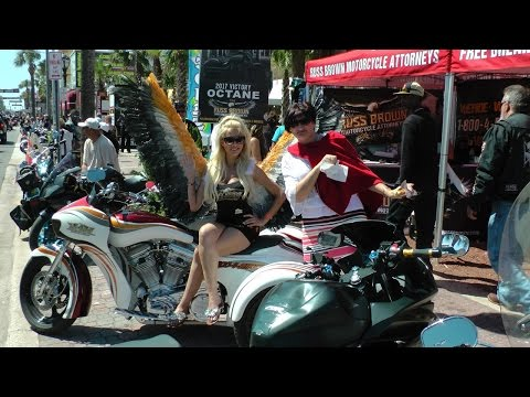 76th Bike Week Daytona 2017