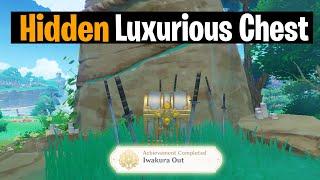 Inazuma Hidden Achievement & Luxurious Chest | Iwakura Out Achievement
