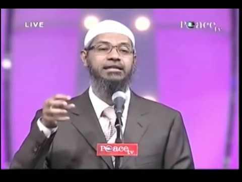 Zakir Naik - Concept of the soul in Islam