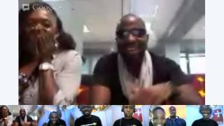 Holiday Hangout with DJ Caise & Waje
