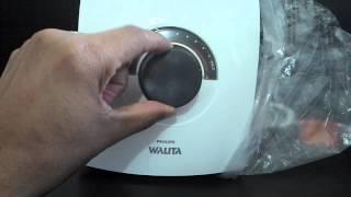 Liquidificador com espremedor de laranja Philips W