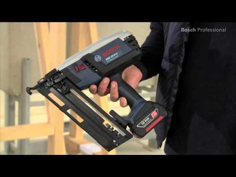 Bosch  Akku-Nagler GSK 18 V-LI Professional