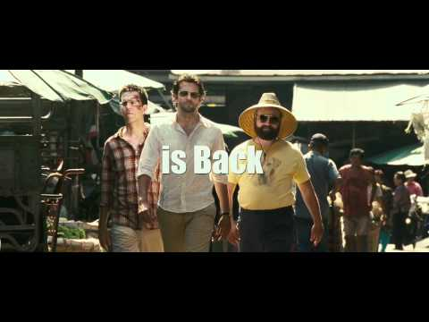 The Hangover Part II (2011) Official Trailer