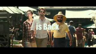 The Hangover Part II Trailer Image