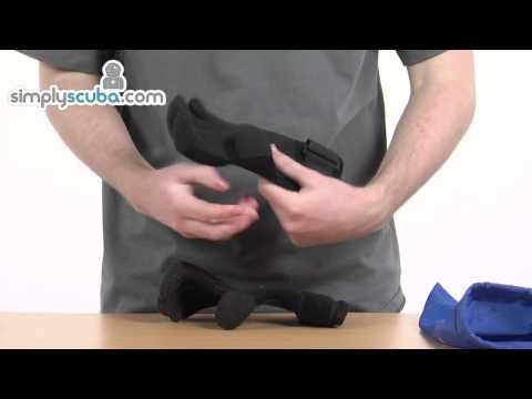 Oceanic 3mm Kevlar and Titanium Glove – www.simplyscuba.com