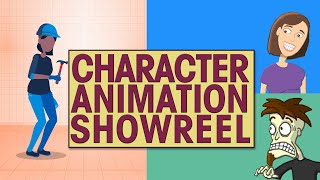 Character Animation Showreel