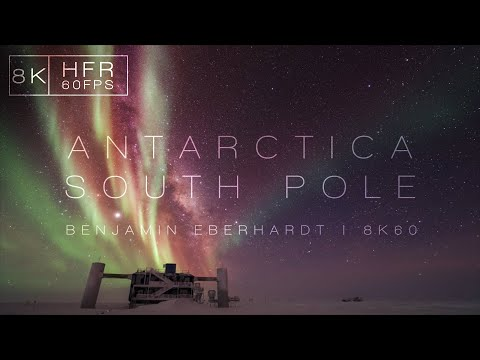 Watch the Beauty of Antarctica in this HD Video