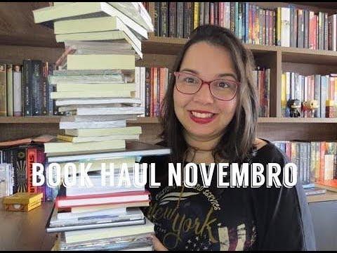 BookHaul Novembro