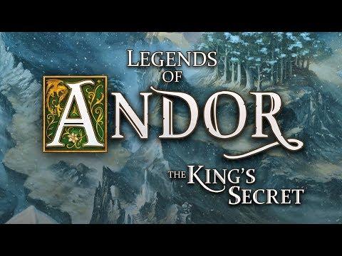 Vidéo Andor - Le Secret du roi