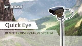 système d'observation à distance quick eye