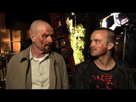 Walt & Jesse's Fight: Inside Breaking Bad