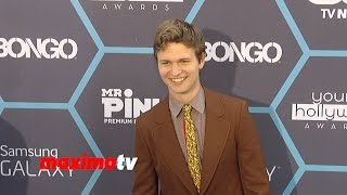 Виноваты звезды, Ansel Elgort | 2014 Young Hollywood Awards | Arrivals
