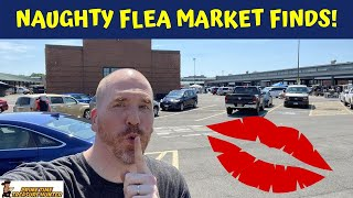 Naughty Flea Market Finds, A Great Deal, And A $350 Ebay Sale!