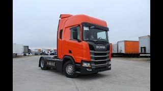 Видеообзор Scania NTG! Как сэкономить до 5 % топлива? Часть 1. Экстерьер