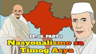 Grade 7 AP |Nasyonalismo sa Timog Asya | Ser Ian's Class