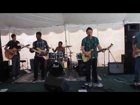 Ed Fuchs - Rain Down/I Am Free (Bakersfield Tent Revival May 2013)