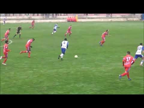 Resumen del Partido, Real Zaragoza Deportivo Aragón 3-1 C.D.Sariñena. (Incluye los goles).