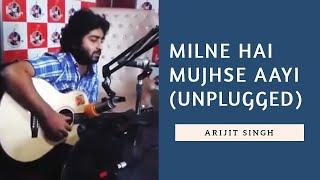 Milne Hai Mujhse Aayi ( Studio Version) | Arijit Singh | Aashiqi 2 | Shradhaa Kapoor | Aditya Roy