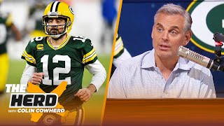 Rodgers-Packers feud goes way deeper than money, are Bucks the next dynasty? — Colin | THE HERD