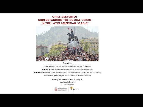 "Chile Despertó: Understanding The Social Crisis In The Latin American ""Oasis"""