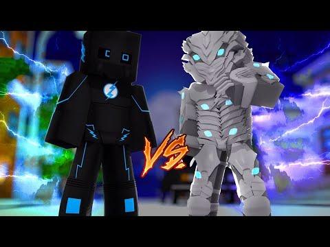 Minecraft: HERÓIS PVP - ZOOM vs SAVITAR!