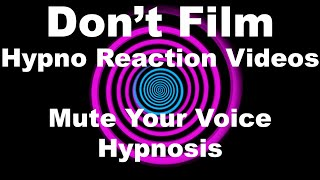 Hypnosis: Mute Your Voice (Request)