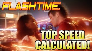 The Flash Season 4: Barry Outruns a Nuke Calculated!