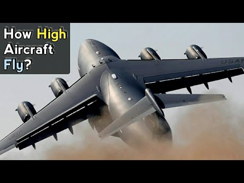 How High Can A Military Or Commercial Jet Aircraft Go? How High Can Fighter Jets Fly? Explained