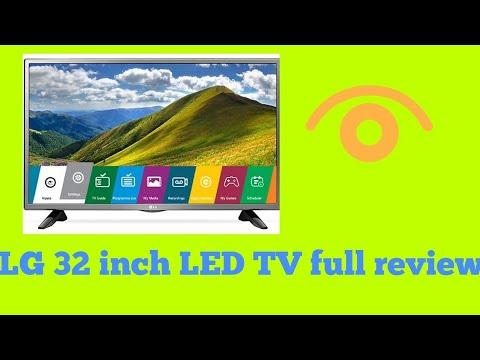 LG 32 inch HD LED TV full review (32LJ523D)
