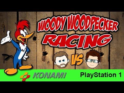 woody woodpecker racing sony playstation rom