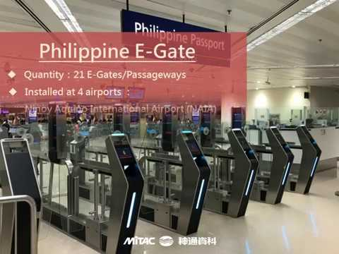 Philippine E-Gate System has received high praise